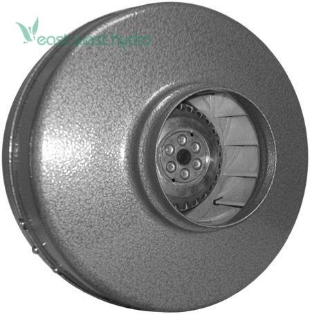 4 Quot Vortex Inline Fan 175 Cfm 736700 Eastwesthydro