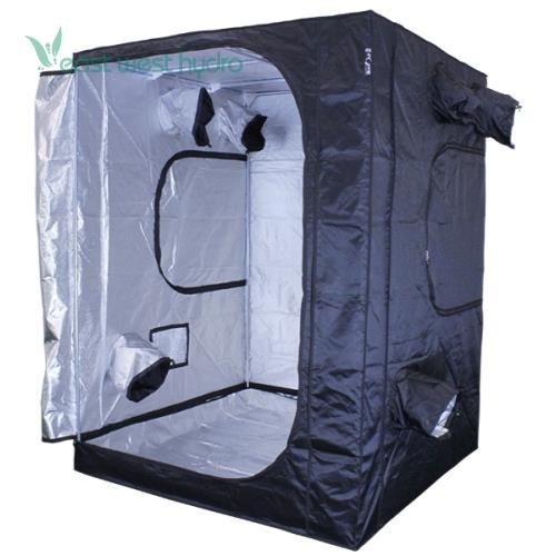 Sun Hut: Sun Hut - Blackout 160 Grow Tent (706300)