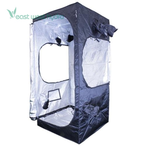 Sun Hut - Blackout 70 Grow Tent (706296)  sc 1 st  EastWestHydro.com : sun hut grow tents - memphite.com