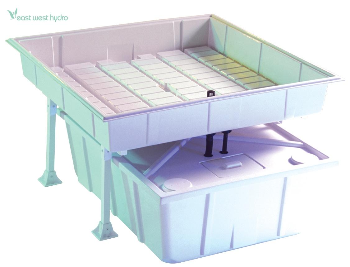 Botanicare 3x3 Econo Jet Ebb Amp Flow System W Bench Amp 40