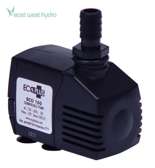 Ecoplus 100 Gph Submersible Pump 728492 Eastwesthydro