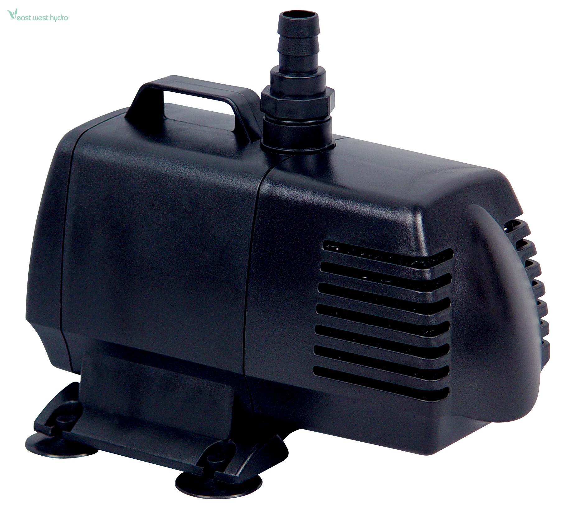 Ecoplus 1267 gph submersible pump 728325 eastwesthydro for Hydroponic submersible pump