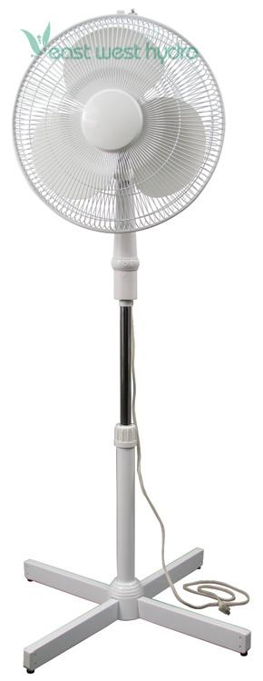 Hurricane Stand Fan 16 In 48 Plt Eastwesthydro