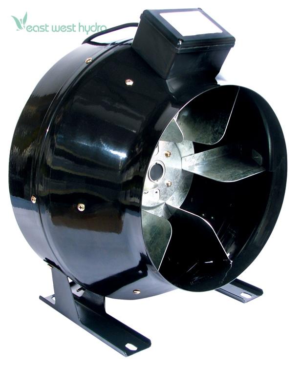 12 Volt Duct Fan : Ecoplus classic quot inline fan cfm eastwesthydro