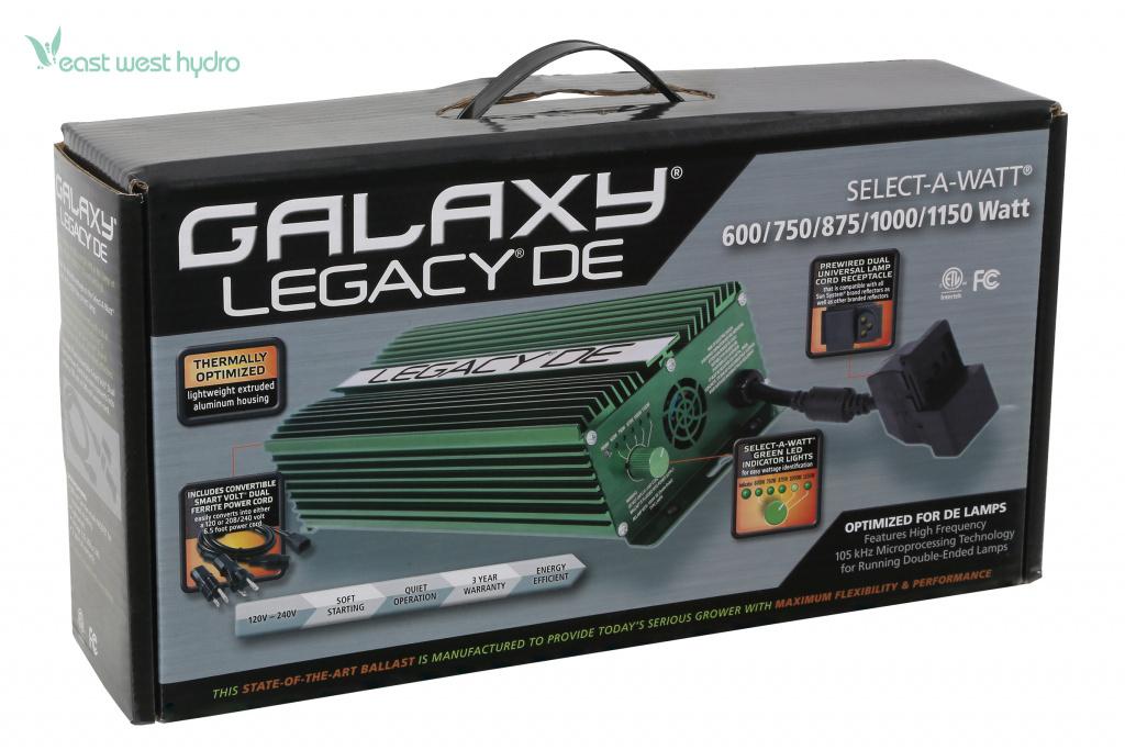 902518 Galaxy 400-600-1000 Turbo SELECT-A-WATT Ballast