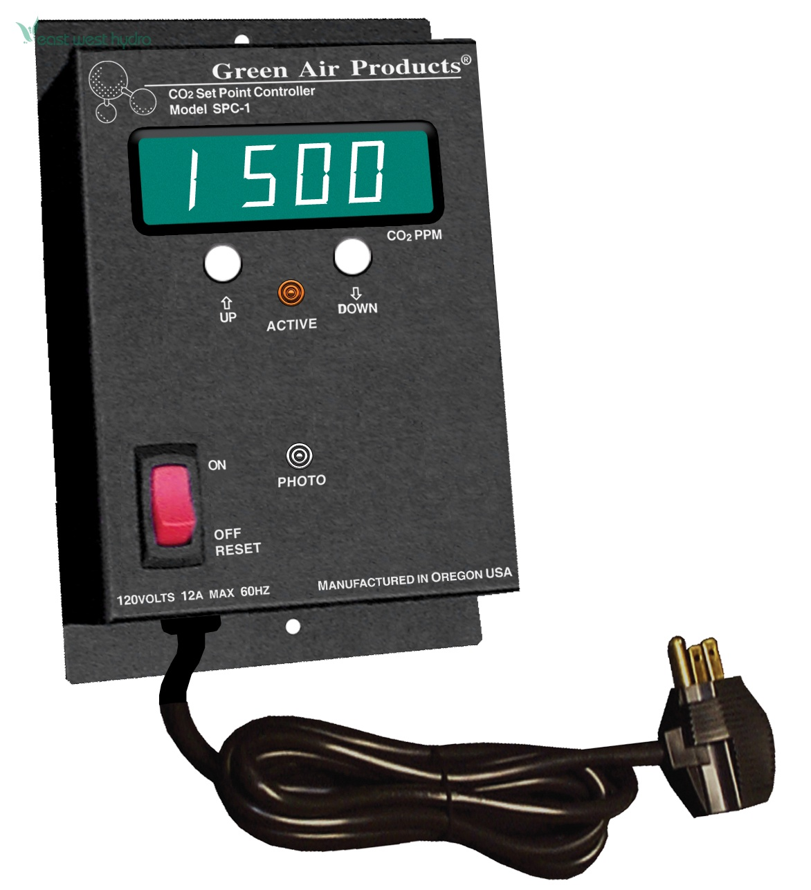 Green air products spc co set point controller