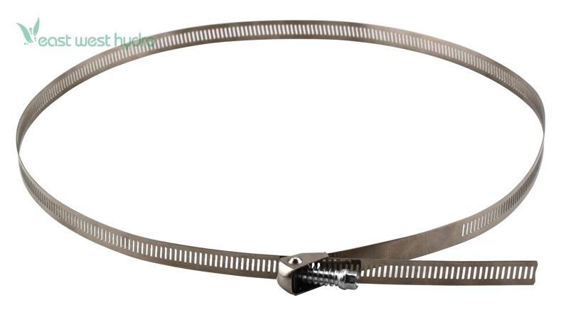 Ideal air quot quick release hose clamp pk