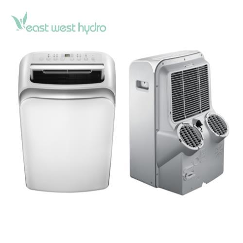 Ideal Air Dual Hose Portable Air Conditioner 12000 Btu 700820 Eastwesthydro