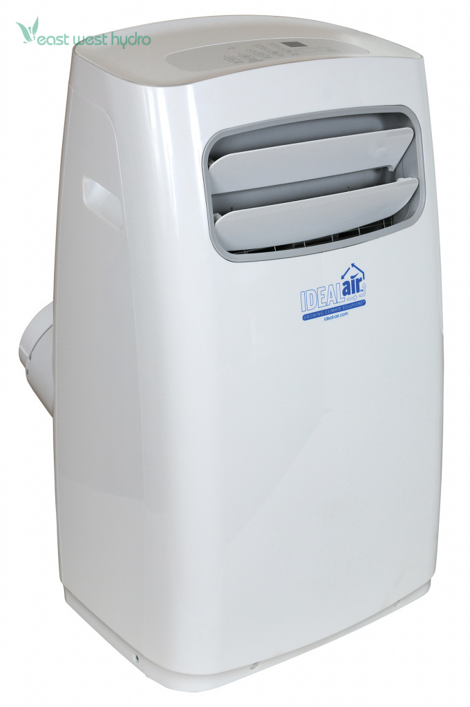 Ideal Air Dual Hose Portable Air Conditioner 14 000 Btu