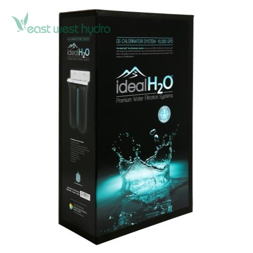 Ideal H2o Commercial De Chlorinator System W Catalytic