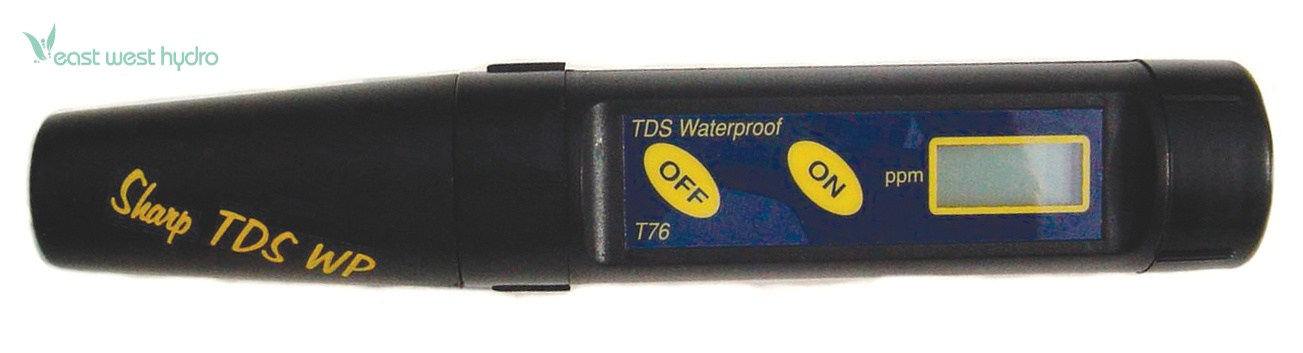 Milwaukee T76 Waterproof Tds Tester 716610 Eastwesthydro