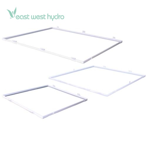 Sun Systems - Blazer 8in Replacement Glass Frame - End Hinged Style ...