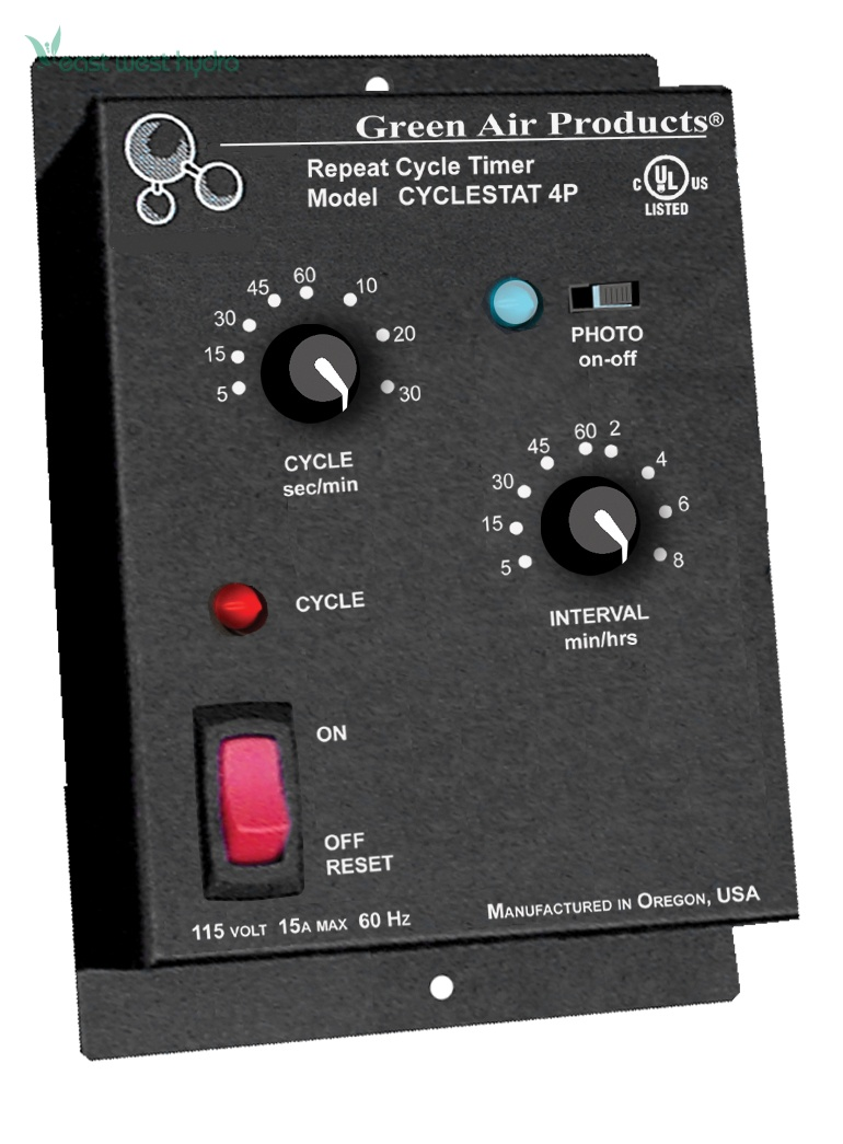 Green Air Products Cyclestat 4p Repeat Cycle Timer