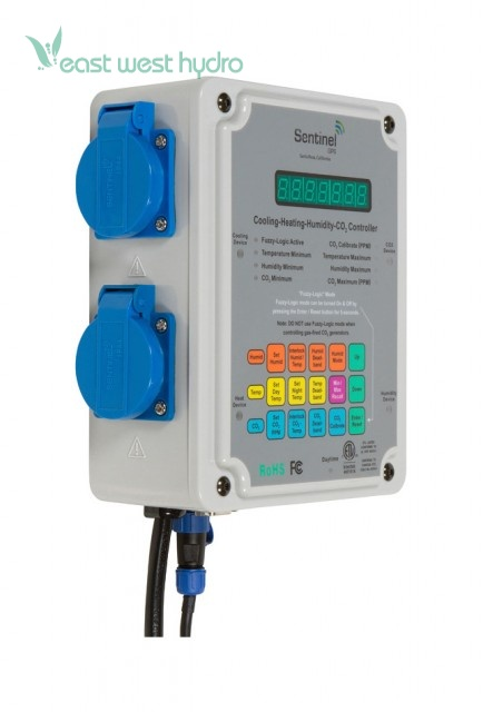 Sentinel Total Environmental Controller Cooling