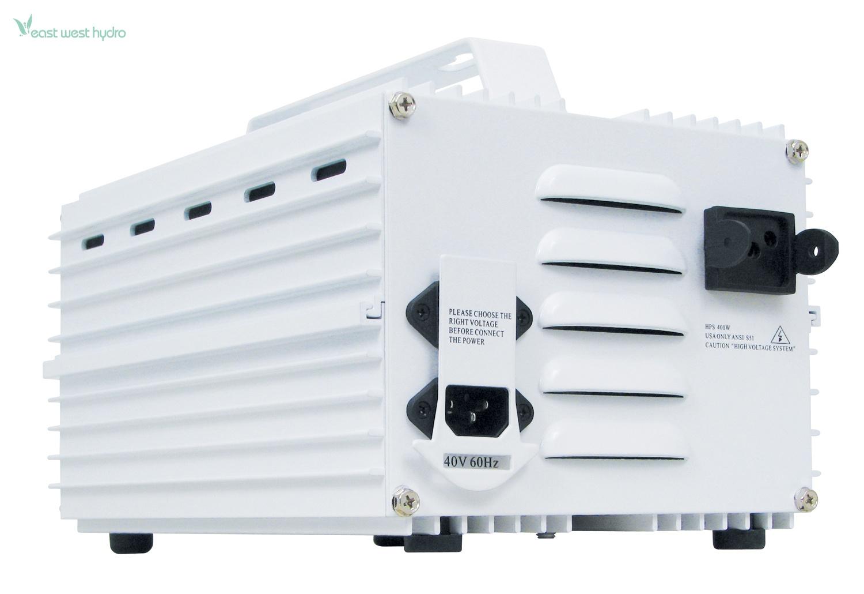 Sun System - Harvest Pro HPS 1000 W Ballast (902440 ...