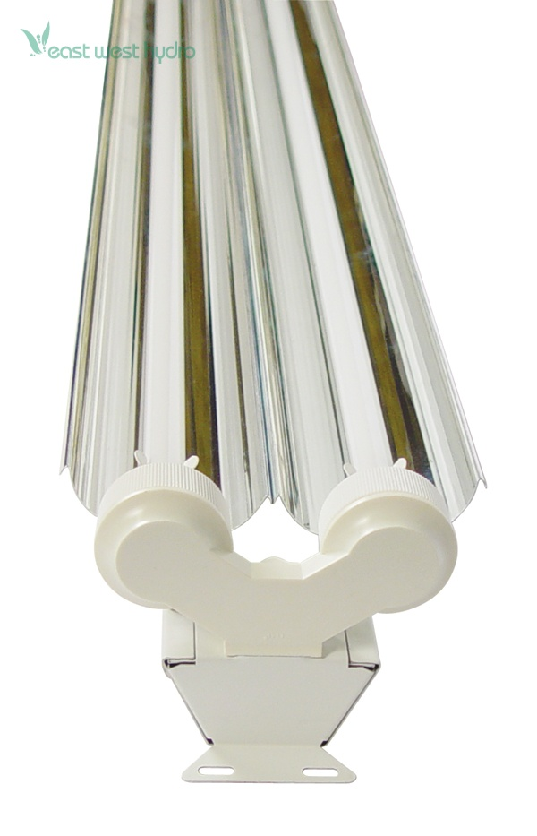 Sunlight Supply 2 Ft Ready Fit T5 Fixture 250535