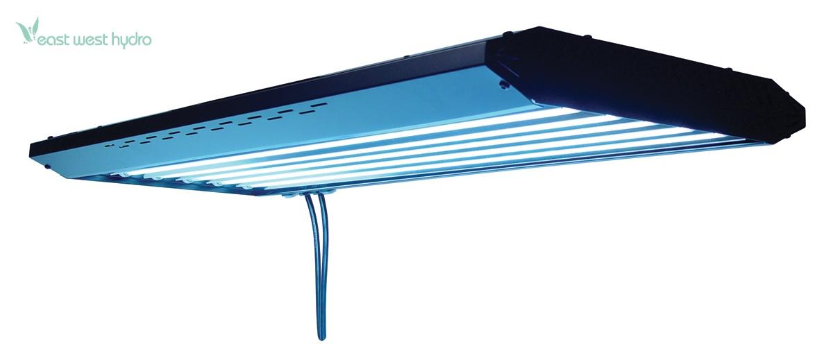 Sunlight Supply 6 Lamp 36 Quot 39w T5 Teklight Black 960020