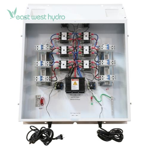 titan controls helios 200 amp commercial lighting controller 3 rh eastwesthydro com Wiring a Lamp commercial lighting wiring