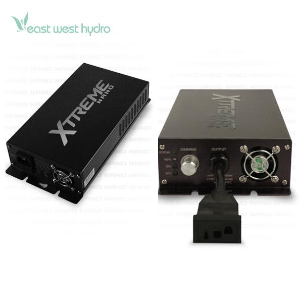 C.A.P 600 Watt Xtreme Garden Lighting Custom Automated Products HPS//MH Ballast