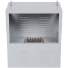 Sentinel - Liquid Propane (LP) Intelligent CO2 Generator - Back View (ICG-30LP)