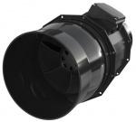 Fantech Revolution - Stratos Mixed Flow Inline Fan 6 in - 296 CFM (736142)