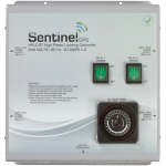 Sentinel - High Power Lighting Controller 8 Outlet W/ Integrated Timer (HPLC-8T)