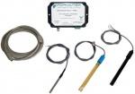 Agrowtek - Grow Control Hydro Sensor Kit w/ Probes (pH/EC/Temp) (703120)