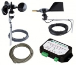 Agrowtek - GrowControl Wind Sensor Kit w/ Weather Transmitter (703164)