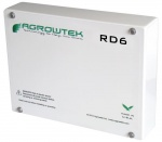 Agrowtek - RD6 Six Dry-Contact Relays 24VDC/120VAC/5A (703138)