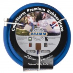 Dramm ColorStorm Premium Rubber Hose 5/8 in 50 ft Blue (6/Cs) (708948)