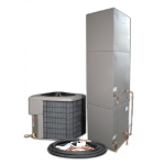 Excel Air - Elite Series 5.0 Ton Air Conditioner & Mass Dehumidifier (EXCELXE50)