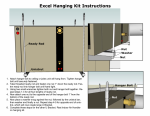 Excel Air - Hanging Kit (EXCELHANG)