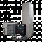 Excel Air - Stealth Elite Series 4.0 Ton Air Conditioner & Mass Dehumidifier (EX