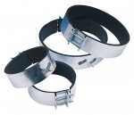 Ideal-Air Noise Reduction Clamps 12 in Ducting, Environment