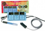 Future Harvest Development - Tri-Meter (EC/pH/Temp) #204  (716310)