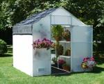 """Solexx - Garden Master Greenhouse 8' 3.5mm - 8' W x 8' L x 8' 9""""H (SLX-G-508)"""