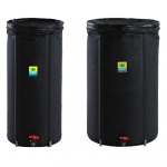 General Hydroponics - Covert Tank Black 66 Gallon Reservoir (707805)