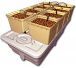 General Hydroponics - Euro Grower 8 - Drip Hydroponic System (706636)