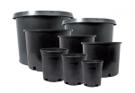 Gro Pro Garden Products - Premium Nursery Pot 25 Gal (724808)