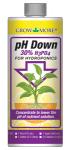 Grow More Hydroponics - Grow More Ph Down 30% Gal (721875)