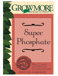 Grow More Hydroponics - Grow More Triple Super Phosphate 15lb (721830)
