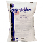 Grow More - Water Soluble (30-10-10) 25 lb (721740)