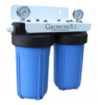 GrowoniX Lil' Boss 3 GPM RO Reverse Osmosis System (741730)
