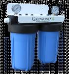 GrowoniX Lil' Boss 3 GPM RO Reverse Osmosis System (741730)