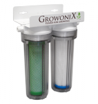 GrowoniX Mini-SCRUB 1 GPM RO Reverse Osmosis System (741740)