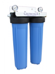 GrowoniX XL-SCRUB 7 GPM RO Reverse Osmosis System (741750)