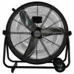 Hurricane - Pro High Velocity Metal Drum Fan 24 in (736470)