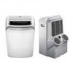 Ideal-Air - Dual Hose Portable 12000 BTU Air Conditioner (700820)