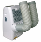 Ideal-Air Dual Hose Portable Air Conditioner 14,000 BTU (700825)