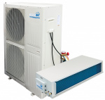 Ideal-Air - 4 Ton Mega-Split 208/230 V 1ph 48,000 BTU Heat Pump (700498)